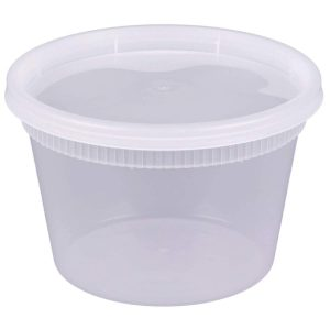 16 oz Deli Container
